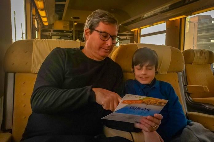 Viagem de trem entre Suíça e França usando o passe de trem da Eurail, passe de trem na Europa