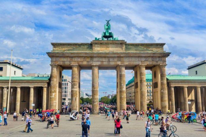Portão de Brandemburgo, passeio historico em Berlim, passeio histórico em Berlim