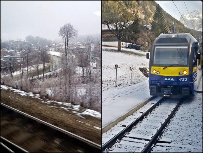 vantagens de viajr de trem, vale a pena viajar de trem