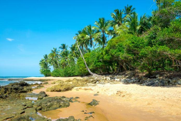 Ponta do Mutá em Barra Grande na Bahia, barra grande bahia, praias da bahia