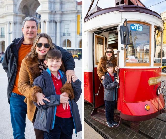 fotos em Lisboa, Ensaio fotográfico em família em Lisboa