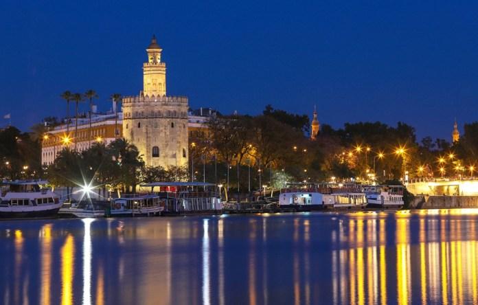 o que fazer em sevilha, pontos turísticos de Sevilha, Sevilha Espanha, Torre del Oro