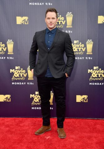 Chris Pratt @ MTV Movie&TV Awards