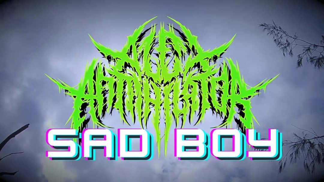 Alex Annihilator hits hard and heavy with Sad Boy