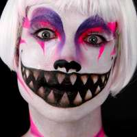 Vampfangs - Tinsley - makeup - cheshire