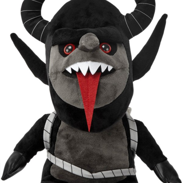 Krampus Plush Toy