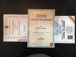 certificat turism