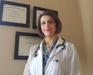 Maryam Bornaei, NP