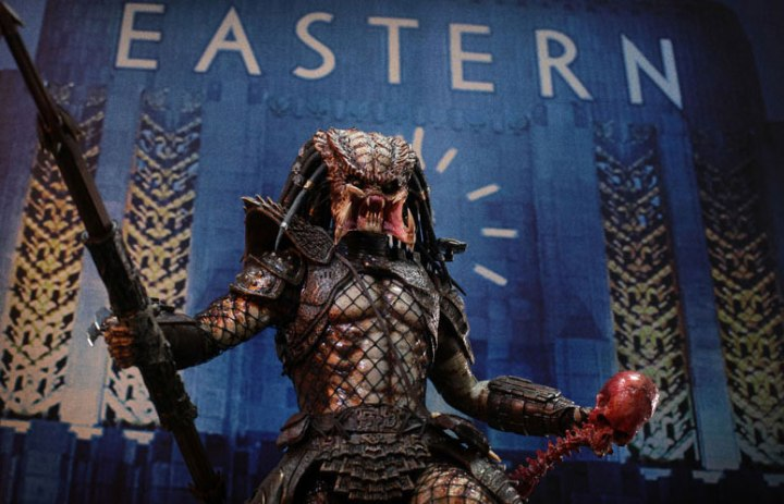 Limited-Edition-City-Hunter-PREDATOR-1-6-Scale-Figure-Sideshow-Collectibles