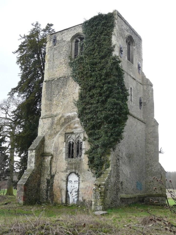 thundridge_old_church150211_7