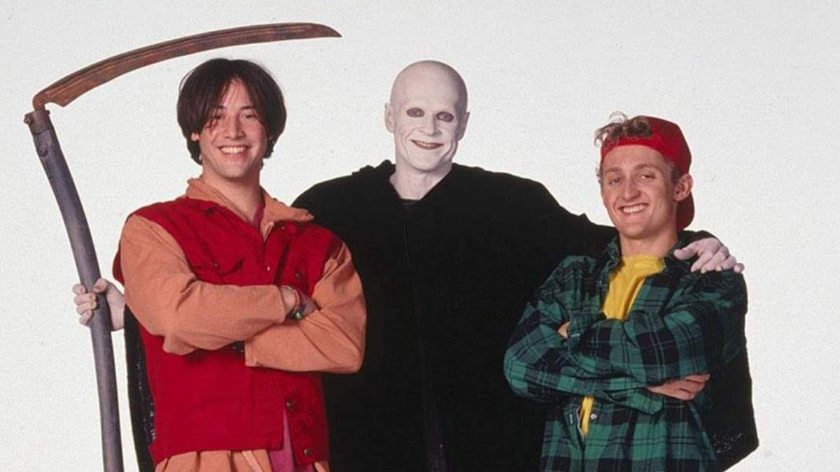 Will Sadler Could Return as Death in 'Bill and Ted 3'
