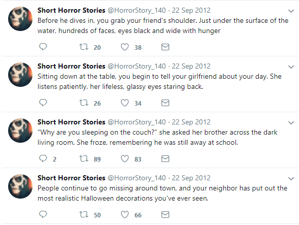 ShortHorrorStories tweets.png