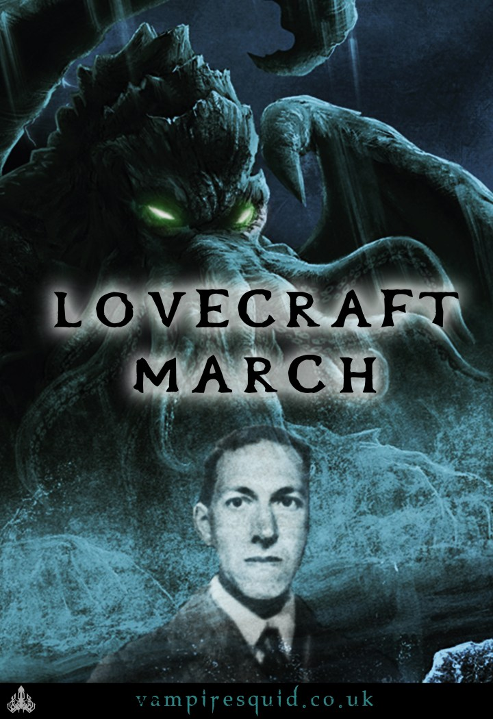 Lovecraft March 2