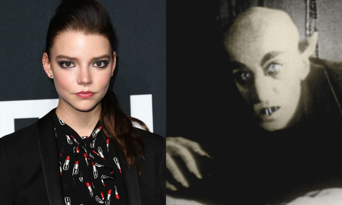 Anya Taylor-Joy Confirms 'Nosferatu' Remake Postponed