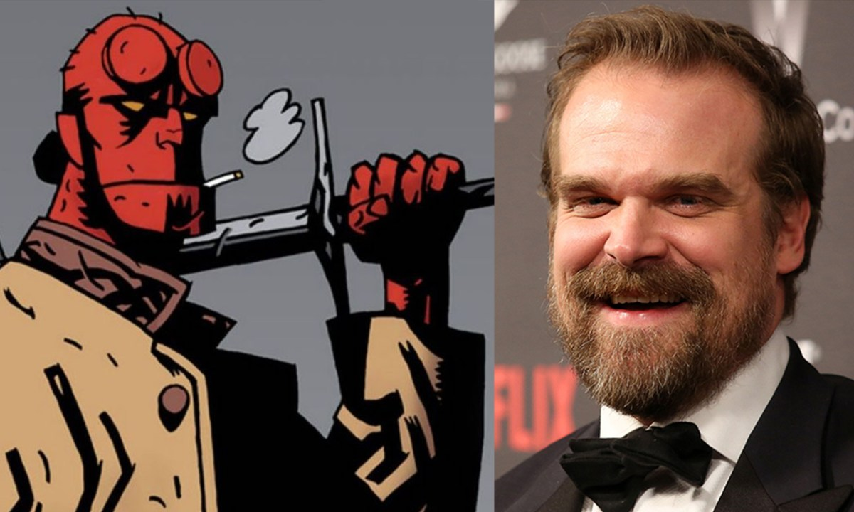 Mike Mignola Talks New 'Hellboy' Movie