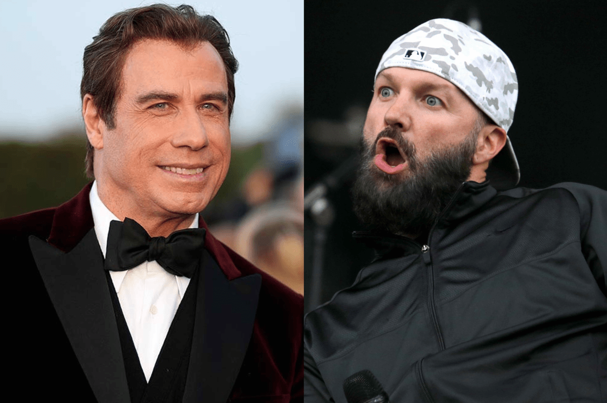 "John Travolta Says Working with Fred Durst on New Movie May Be His ""Favourite Experience"""