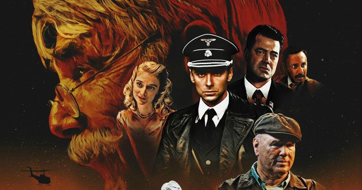INTERVIEW: Robert D. Krzykowski on 'The Man Who Killed Hitler and Then the Bigfoot'