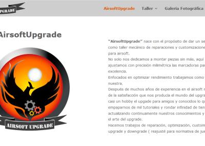 Airsoft Upgrade