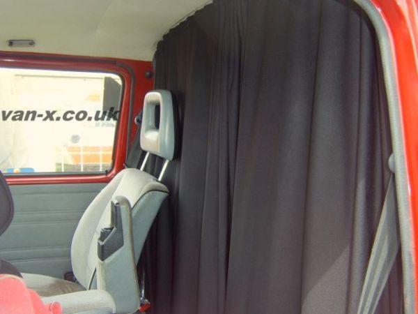 Cab Divider Curtain Blind Kit for VW T5 / T6 Transporter-2774
