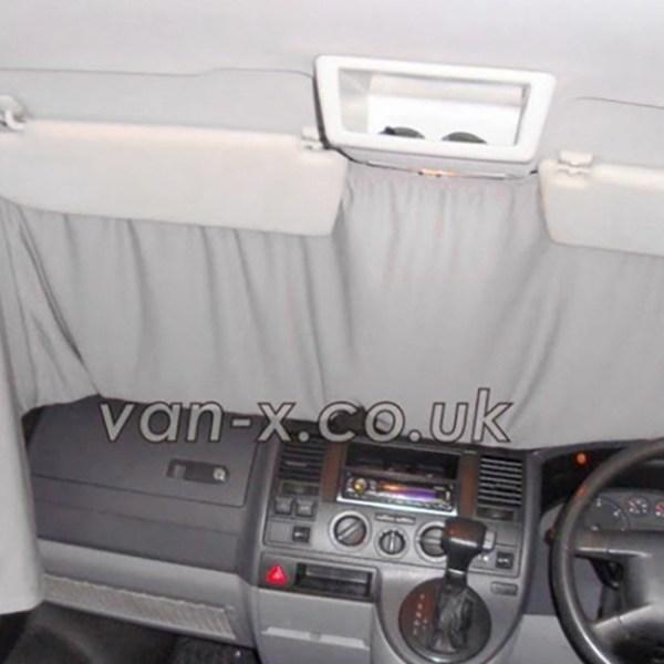 Front Cab Curtain for VW T5 / T6 Transporter Premium-line-19417