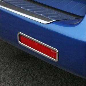 Rear Bumper Reflector Trims for VW T5 Transporter-0