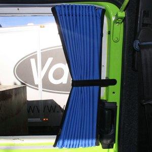 Van-X Curtain Holders (SET OF 2)-8728