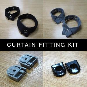 Van-X Curtain Fitting Kit For New Rails-0