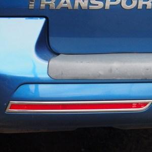 Rear Bumper Reflector Trims For VW T5.1 Transporter-0