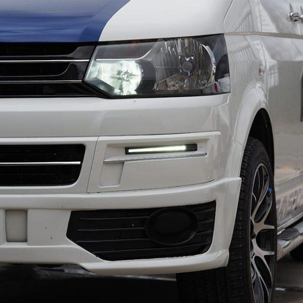 Light Bar DRL for VW T5.1 Transporter -0
