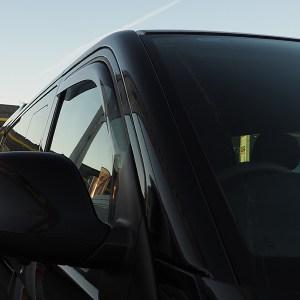VW T5 / T5.1 Transporter Wind Deflectors-20242