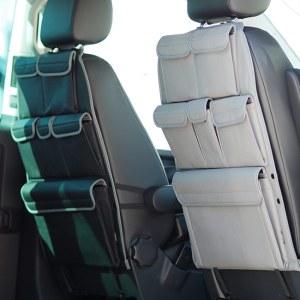 Back Seat Organiser for VW T6 Transporter-8652