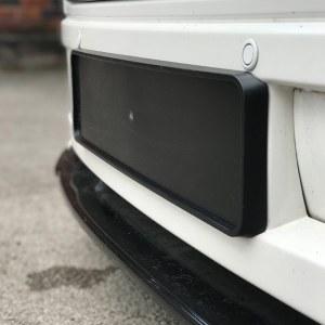 SPORTLINE SPOILER FRONT NUMBER PLATE TRIM FOR VW T5.1-0