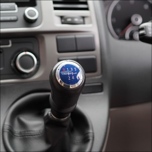 5 Gear Knob Cap / Cover for VW T5 Transporter (The perfect present) -20320