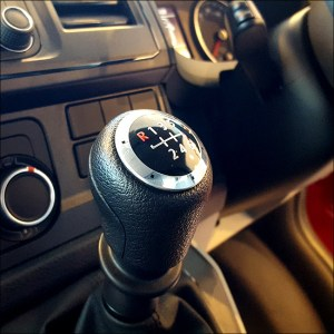 5 Gear Knob Cap / Cover for VW T5 Transporter (The perfect present) -20317