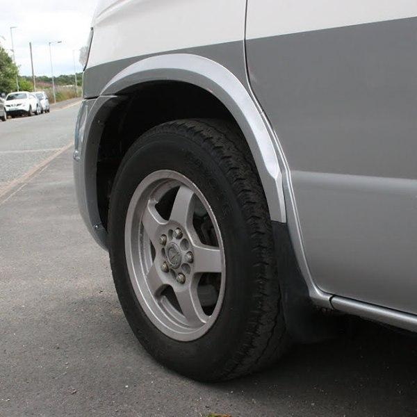 Wheel Arch Trims for Mazda Bongo / Ford Freda -0
