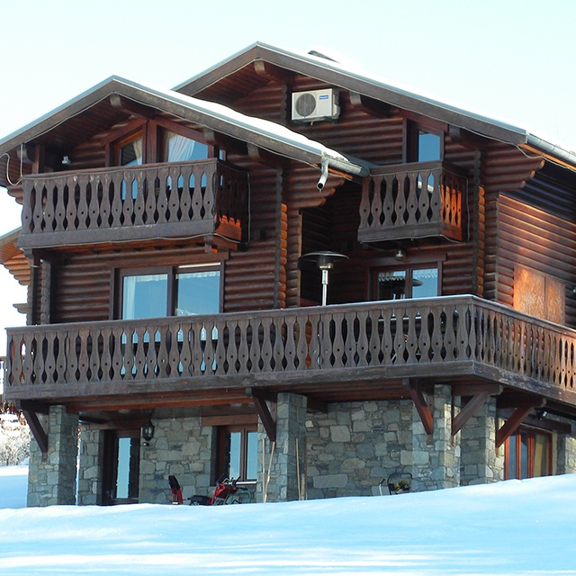 Chalet Clyde