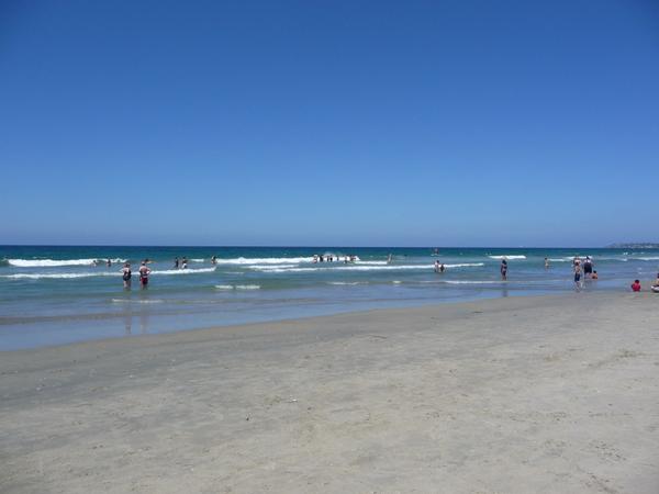 加州之旅【阳光和海滩】