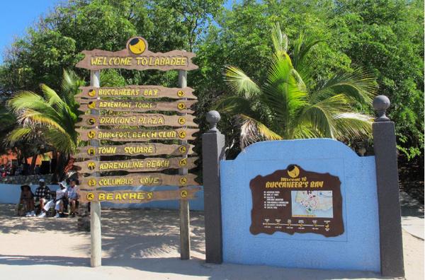 神秘的西加勒比海之旅(下)