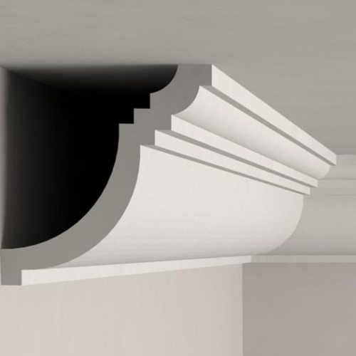 Van Acht Cornice Product vca005 2 meter lengths