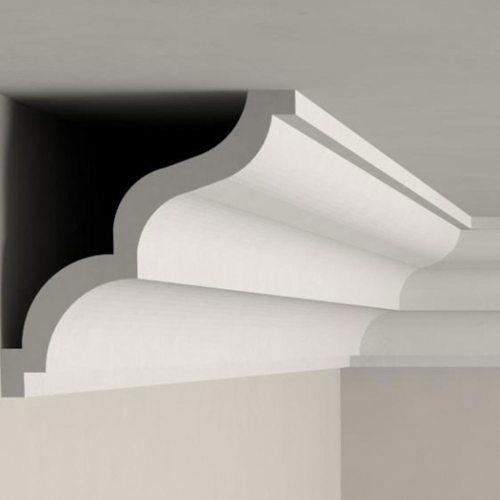 Van Acht Cornice Product vca007 2 meter length