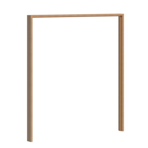 Van Acht Wood Interior Door Frame Jambliner J140DR1630