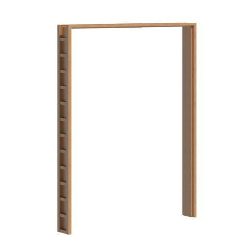 Van Acht Wood Interior Door Frame Jambliner J250DR MSF 1230