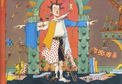 Jonathan Swift, Gullivers reizen, bew. van Martin Jenkins, ill. Chris Riddell