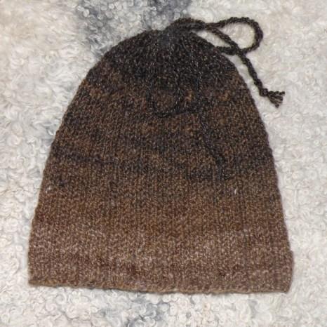 ketruslõngast müts