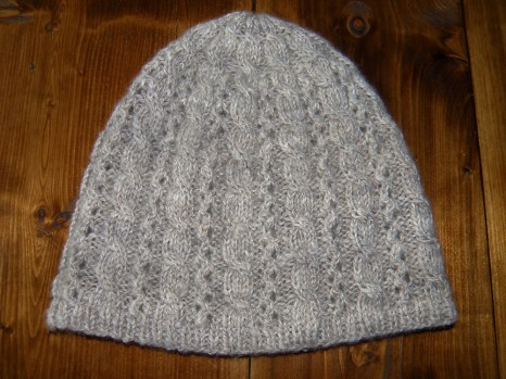 vokilõngast müts