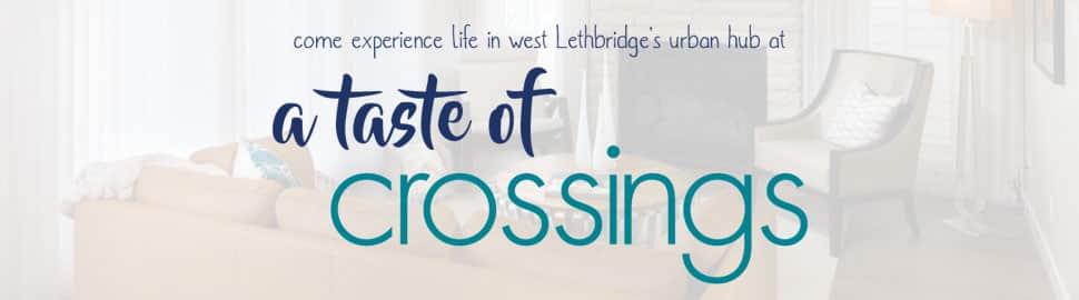 Taste of Crossings Event