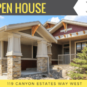 It's Spring Parade of Homes! You MUST SEE our Canyons featured home!