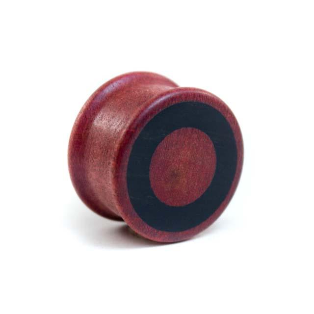 Holz Plug Südkreuz Pink Ivory - van branch - Front