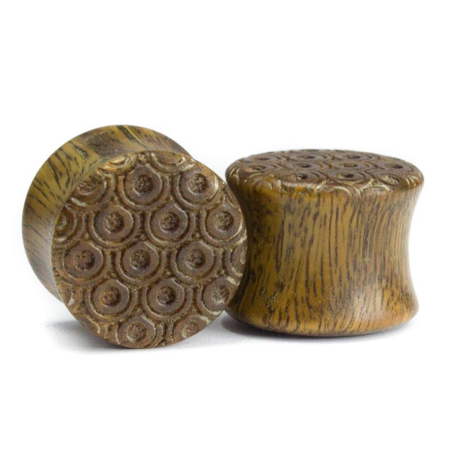 Holz Plug Jungfernheide Verawood - van branch - Paaransicht