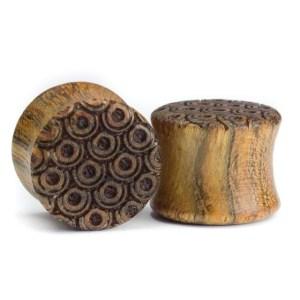 Holz Plug Jungfernheide Chechen – van branch – Paaransicht
